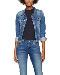 Veste en jean bleue Pepe Jeans