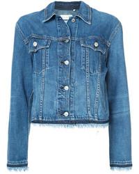 Veste en jean bleue Rag & Bone