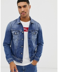 Veste en jean bleue Replay
