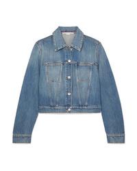 Veste en jean bleue Stella McCartney