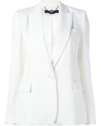 Veste en laine blanche Stella McCartney