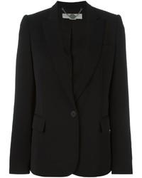 Veste en laine noire Stella McCartney