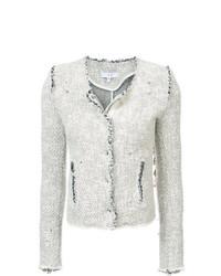 Veste en tweed blanche IRO