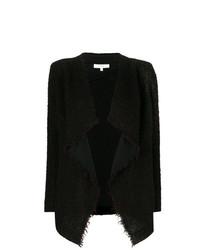 Veste en tweed noire IRO