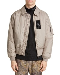 Veste harrington beige