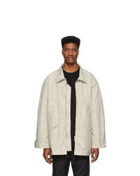 Veste harrington beige Fear Of God