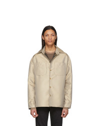 Veste harrington beige Fendi