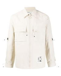 Veste harrington beige Off-White