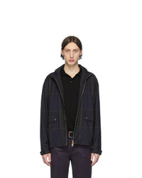 Veste harrington bleu marine Paul Smith