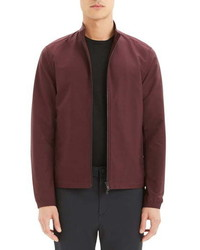 Veste harrington bordeaux
