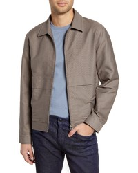 Veste harrington grise