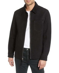 Veste harrington noire