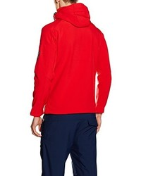 Veste imprimée rouge Geographical Norway