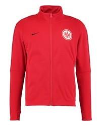Veste imprimée rouge Nike