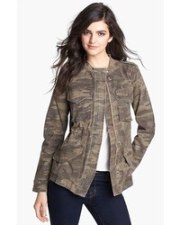 Veste militaire camouflage olive