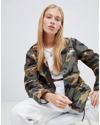 Veste militaire camouflage olive Herschel Supply Co.