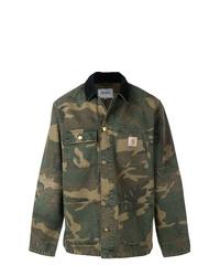 Veste militaire camouflage vert foncé Carhartt Heritage