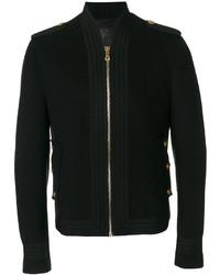 Veste militaire noir Dolce & Gabbana