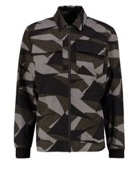 Veste militaire noir Tiger of Sweden