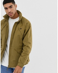 Veste militaire olive Fred Perry
