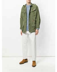 Veste militaire olive As65