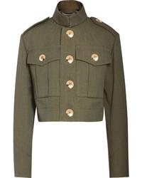 Veste militaire olive Marc Jacobs