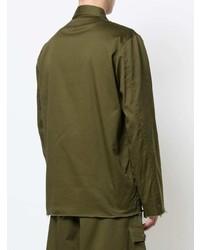 Veste militaire olive Kidill