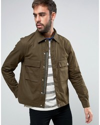 Veste militaire olive Paul Smith