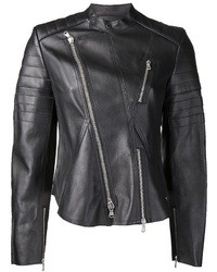 Veste motard en cuir noire 3.1 Phillip Lim
