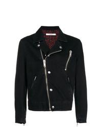 Veste motard noire Givenchy