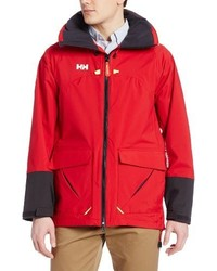 Veste rouge Helly Hansen