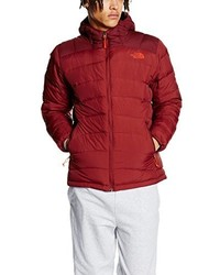 Veste rouge North Face