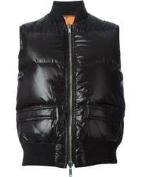 Veste sans manches noire Givenchy