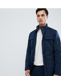 Veste style militaire bleu marine Selected Homme