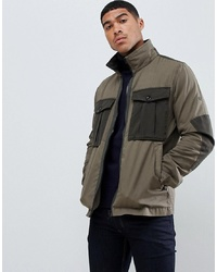 Veste style militaire olive G Star
