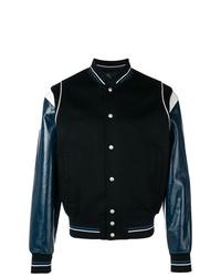 Veste universitaire bleu marine Givenchy
