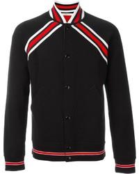 Veste universitaire noir Givenchy