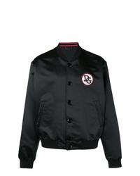 Veste universitaire noire Dolce & Gabbana