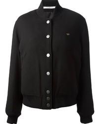 Veste universitaire noire Givenchy