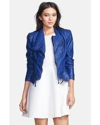 Vêtements de dessus bleus