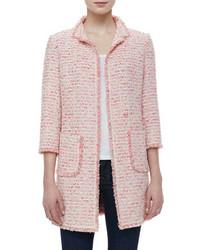 Vêtements de dessus en tweed