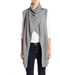 Vêtements de dessus gris