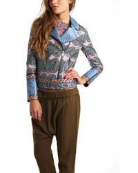 Vêtements de dessus multicolores