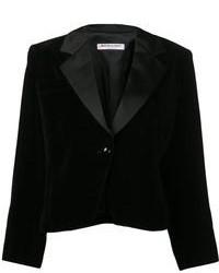 Vêtements de dessus noirs