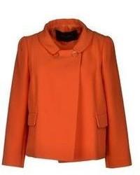 Vêtements de dessus orange